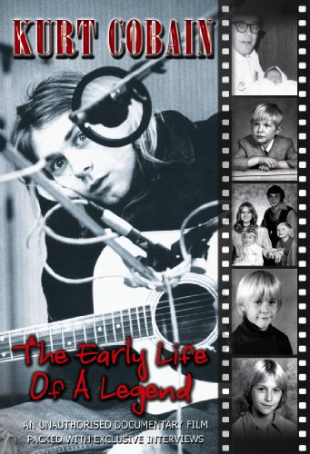 Cobain, Kurt - Early Life Of Alegend Unauthorized front-1044657