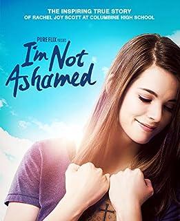 Book Cover: I'm Not Ashamed
