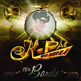 Cover image of song Si Tu Te Fueras De Mi by K-Paz De La Sierra