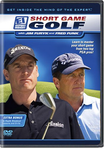 Expert Insight: Short Game Golf with Jim Furyk and Fred Funk [2006](Region 1) (NTSC) [DVD] [US Import]