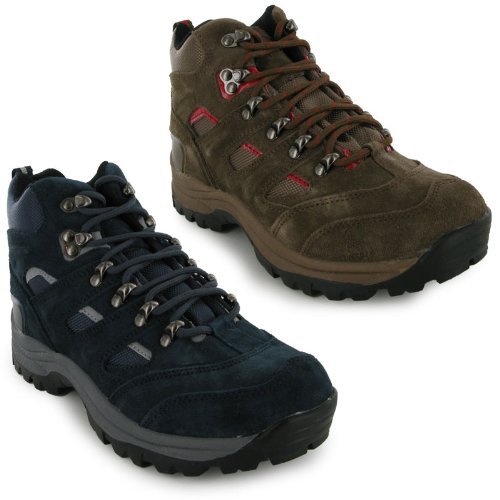 84G Womens Waterproof Hiking Trek Boots Size 3-8 - Hiking - Trekking - Lace up - Leather upper