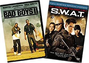 Bad Boys II / S.W.A.T. by Sony Pictures Home Entertainment