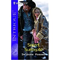 Secret Surrogate (Harlequin Intrigue)