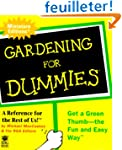 Gardening for Dummies: A Reference Fp...