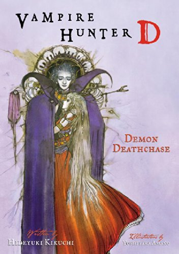 Vampire Hunter D Volume 3: Demon Deathchase: Demon Deathchase v. 3