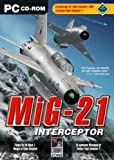 MiG-21 Interceptor - Expansion for Flight Simulator 2002/2004 & Combat Flight Simulator 2 (PC CD)