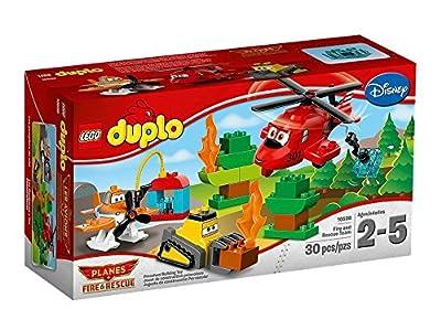 Lego Duplo Planes 10538 - Brandbekämpfung (Fire & Rescue Team)