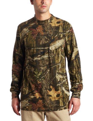 Russell Outdoors Men's Explorer Long Sleeve T-Shirt (Infinity, 3X)