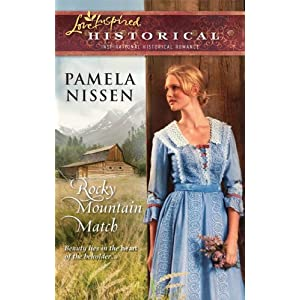 Rocky Mountain Match (Love Inspired Historical)