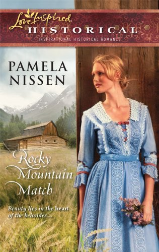 Image of Rocky Mountain Match (Love Inspired Historical)