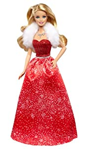 Barbie 2014 Holiday Doll from Barbie