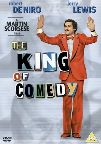 The King Of Comedy [1982] [DVD]
