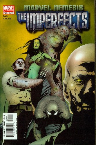 Marvel Nemesis: The Imperfects #1 (Ltd. Series, Rise of the Imperfects) (Marvel Nemesis The Imperfects compare prices)