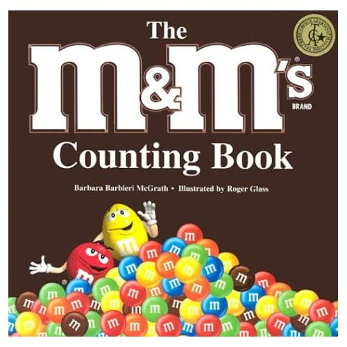 The M&M's Counting Book: Barbara Barbieri McGrath, Roger Glass
