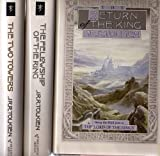 The Lord of the Rings Trilogy (Fellowship of the Ring, the Two Towers and the Return of the King)