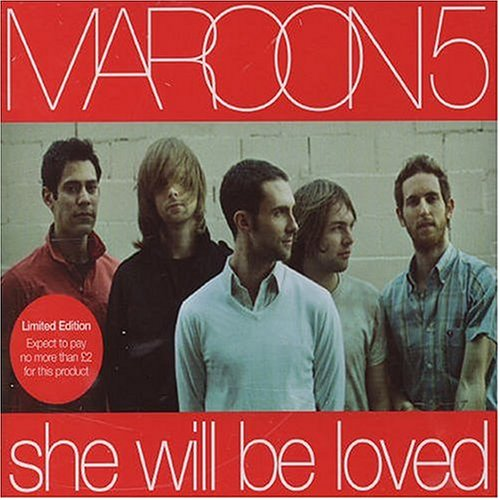 Maroon 5 - She Will Be Loved (Single) - Zortam Music