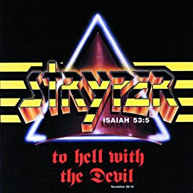 Cover image of song All of me by Stryper