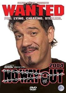 WWE - No Way Out 2004 [DVD]