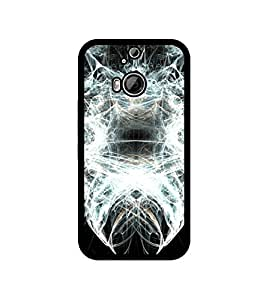 Ebby Back Cover for HTC One M9+