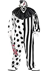 FunWorld Killer Clown Complete Costume