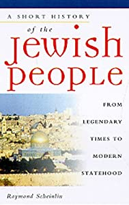 "Cover of ""A Short History of the Jewish P..."