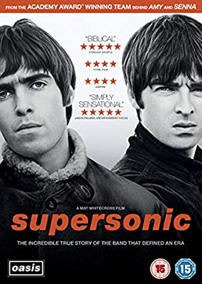 Oasis - Supersonic [DVD]