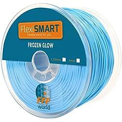 250 g. Frozen FlexiSMART Flexibel filament TPE für 3D-Drucker 1.75 mm