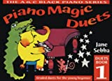 img - for Piano Magic Duets: Bk. 1: Graded Duets for the Young Beginner book / textbook / text book