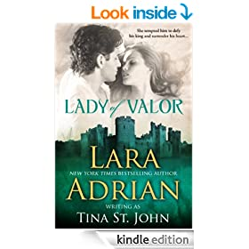 Lady of Valor (Warrior Trilogy (historical romance) Book 3)