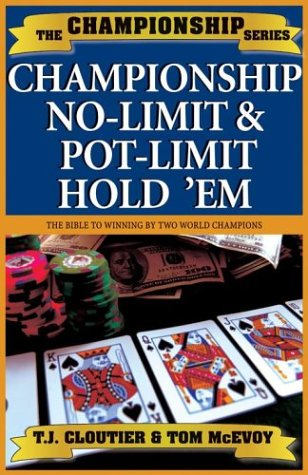 Trademark Championship No-limit  &  Pot-limit Instructional (Multi)