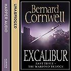Excalibur: The Warlord Chronicles, Book 3 Hörbuch von Bernard Cornwell Gesprochen von: Jonathan Keeble