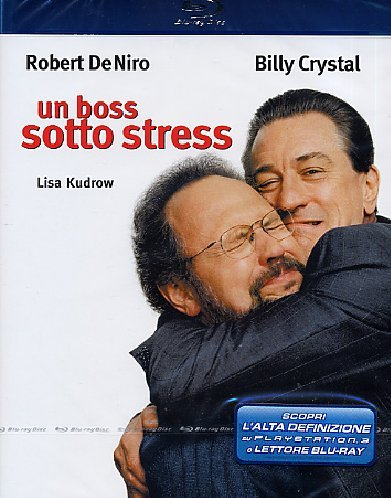 Un boss sotto stress [Blu-ray] [IT Import]