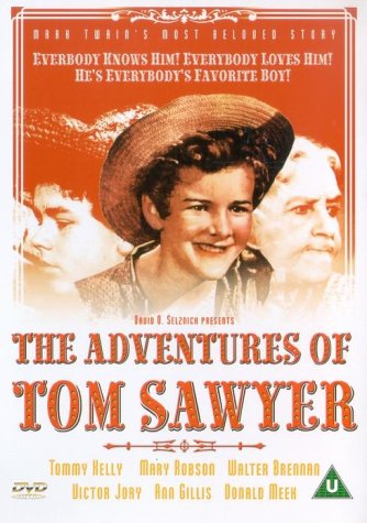 The Adventures of Tom Sawyer [Region 2]