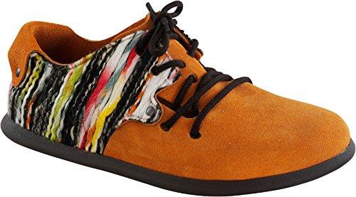 Birkenstock Montana, Sneaker donna, Arancione (Orange), 37.0 S EU