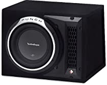 """Rockford Fosgate P3L-1X10 Punch P3 10"""" ported enclosed subwoofer"""