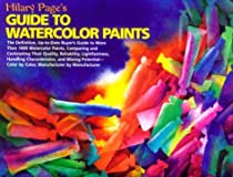 Hilary Page's Guide to Watercolor Paints Ebook & PDF Free Download