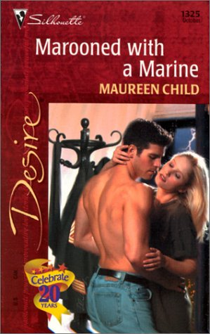 Marooned With A Marine (Bachelor Battalion) (Desire, 1325)