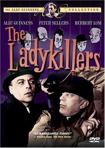 The Ladykillers Cover