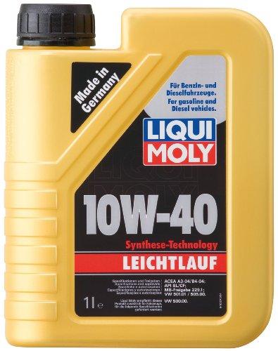 Motoröl Liqui Moly Leichtlauf 10W-40, 1l