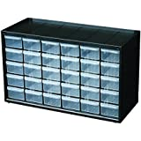 Flambeau 6576NC Parts Stations Drawer Cabinet Combinations with 30 Drawers