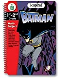 LeapFrog LeapPad Educational Book: Batman. BOOK and CARTRIDGE that are only for the Original Leappad learning system, not compatible with the Leappad Explorer Tablet