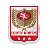 San Francisco 49ers Team Logo Patch NFL National Football League Embroidered Original Vintage Limited 5″