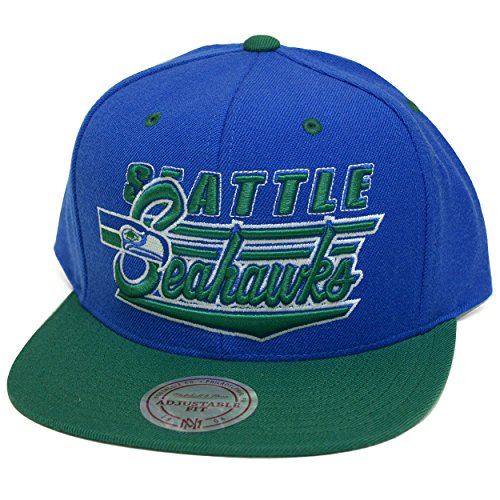 Seattle-Seahawks-Mitchell-Ness-Tailsweep-Snapback-Hat