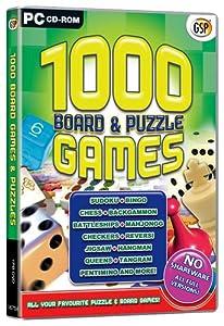 1000 games cd