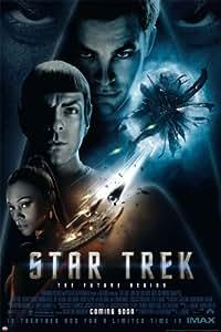 Star Trek XI: The Future Begins - Poster / Plakat (International Regular Style) (Größe: 61cm x 91,5cm)