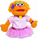 Gund Sesame Street Zoe Hand Puppet