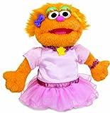 Gund Sesame Street Hand Puppet Zoe