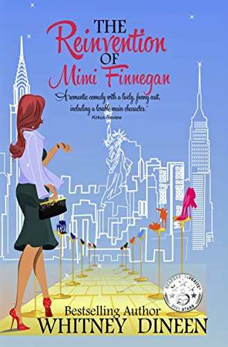 The Reinvention Of Mimi Finnegan by Whitney Dineen ebook deal