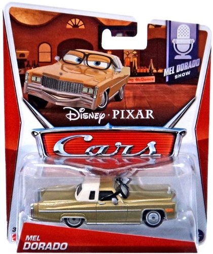 Disney/Pixar Cars 2014 Series Mel Dorado Mel Dorado Show #5/9 1:55 Scale by Unknown