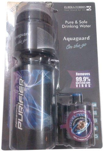 aquaguard personal purifier bottle